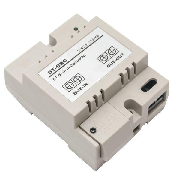 Unitate de control DT-DBC pentru 1 apartament cu conexiune pe 2 fire DT-DBC