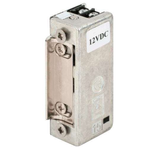 Yala electromagnetica incastrabila reversibila, ajustabila - NO - 12Vcc/ca DORCAS-54NF