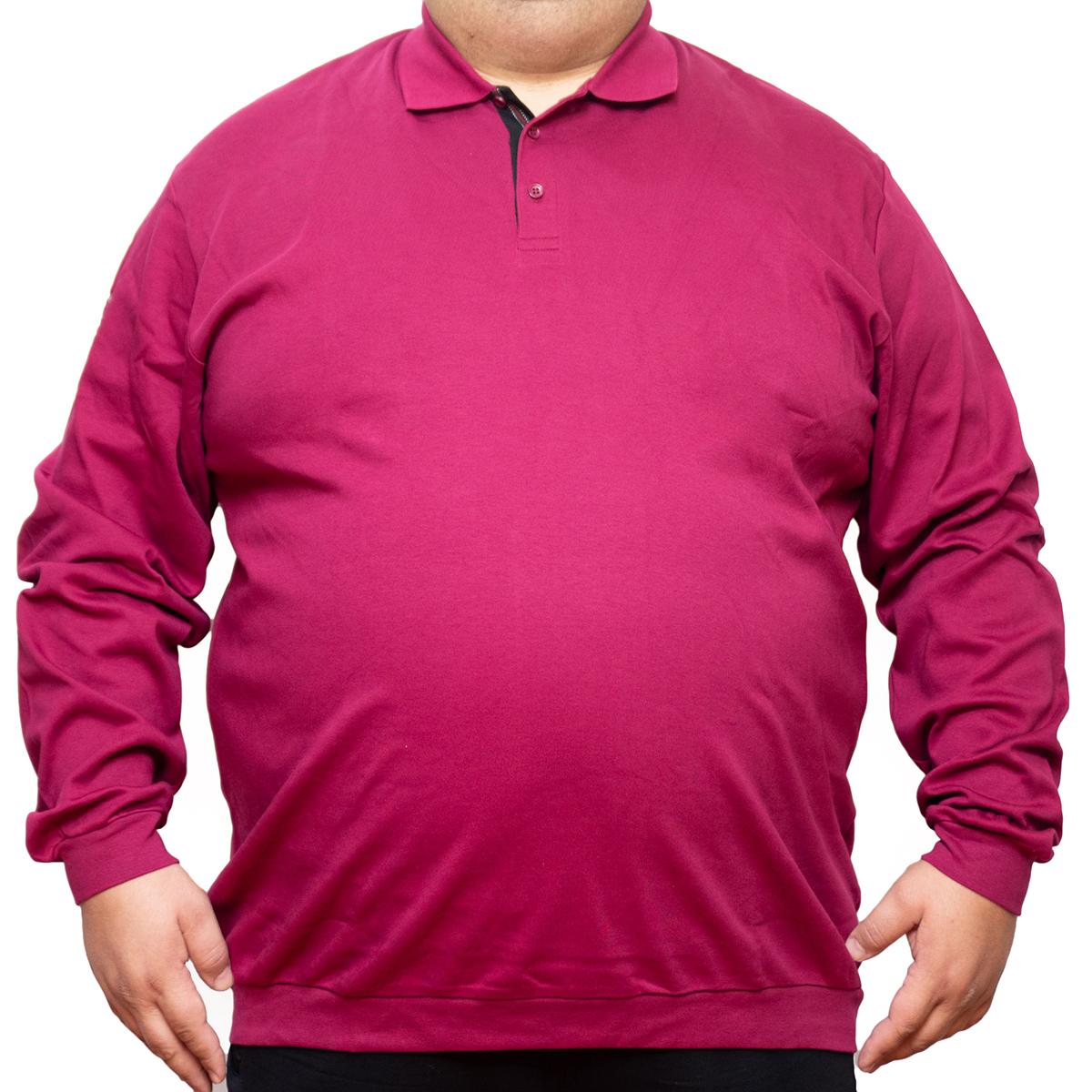 Bluza subtire  cu guler , Marime 7XL - egato.ro
