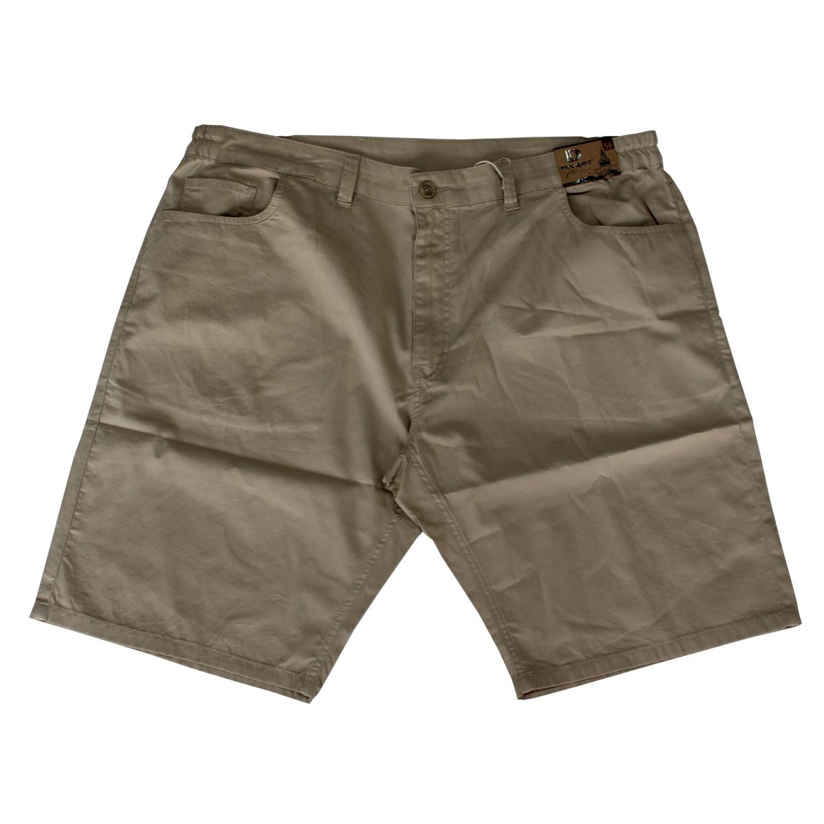 Pantalon scurt bej din doc, Marime 58 - egato.ro