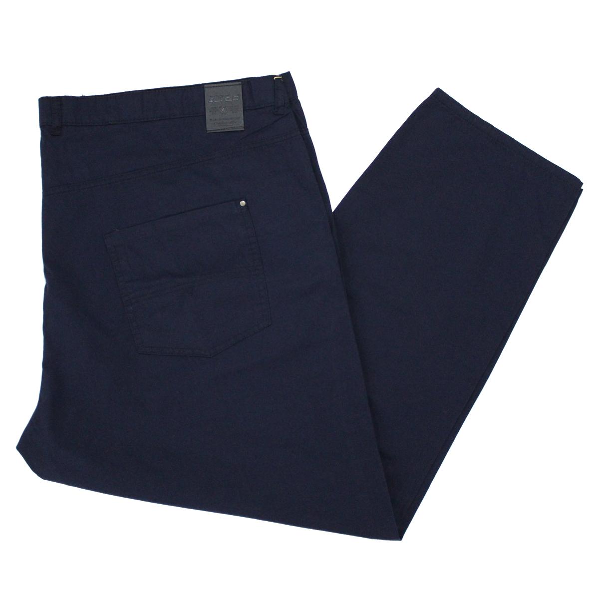 Pantalon subtire bleumarin , Marime 78 - egato.ro